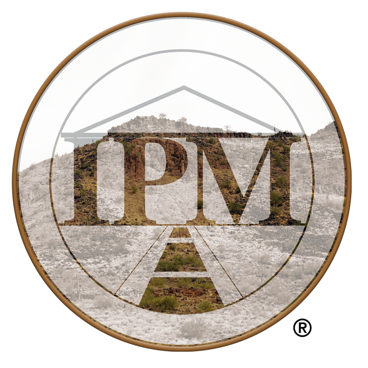 IPM Logo Ghosted